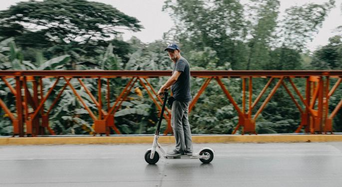 Electric Scooters Scrutinized For Environmental Impact