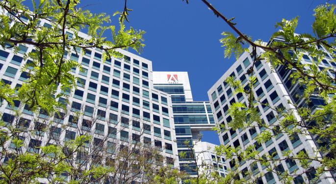 High Expectations For Adobe Earnings, Not So Much For Oracle