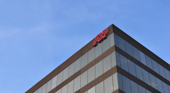 ADP Vs. Paychex: Bank Of America Picks A Winner