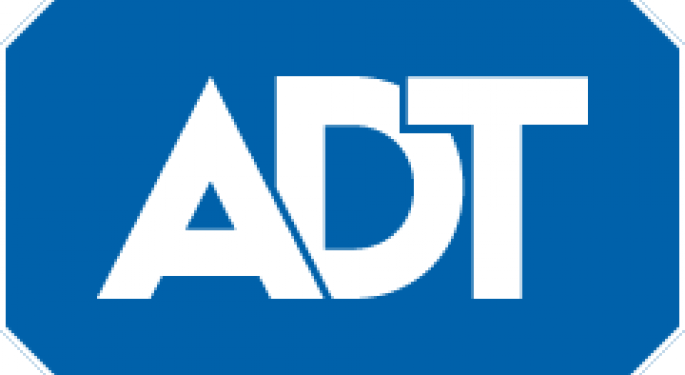 ADT Surges On Google Partnership To Create Smart Home Security Offering