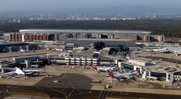 Centogene Rips Higher On Walk-In COVID-19 Testing Deal With Frankfurt Airport