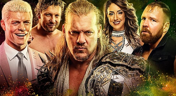 Shock The System: What To Know About WWE, AEW And The Biggest Week For Pro Wrestling In Years