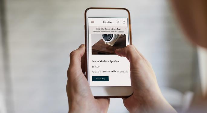 Amazon et Shopify s'associent à Affirm