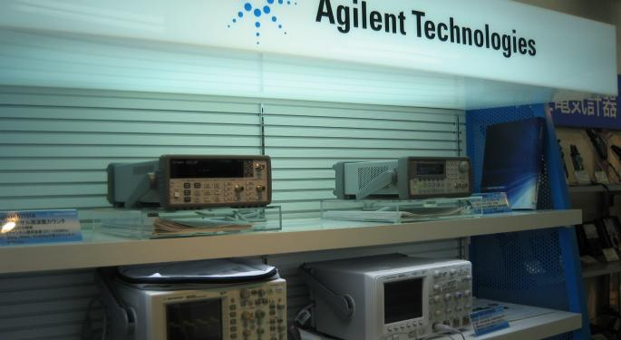 3 Things Deutsche Bank Likes About Agilent's Q3, And One Thing To Be Cautious Of