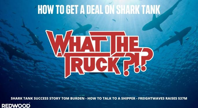 How To Get A Deal On Shark Tank – WHAT THE TRUCK?!? With Video