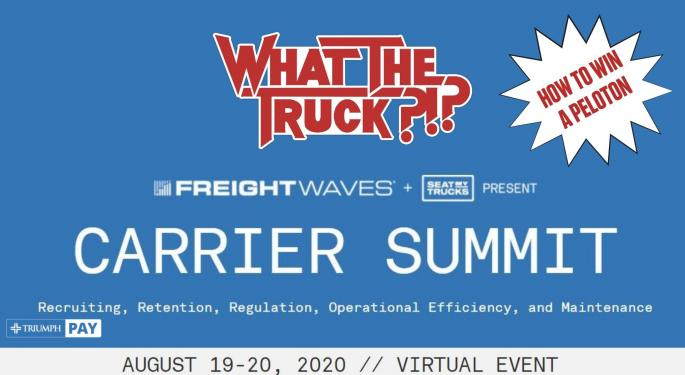 Carrier Summit Pregame Show: WHAT THE TRUCK?!? With Video