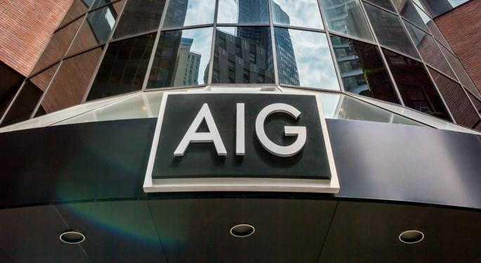 This Day In Market History: AIG Gets $30 Billion Bailout