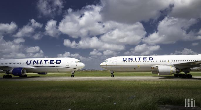 United Airlines: Least Worst Is Best