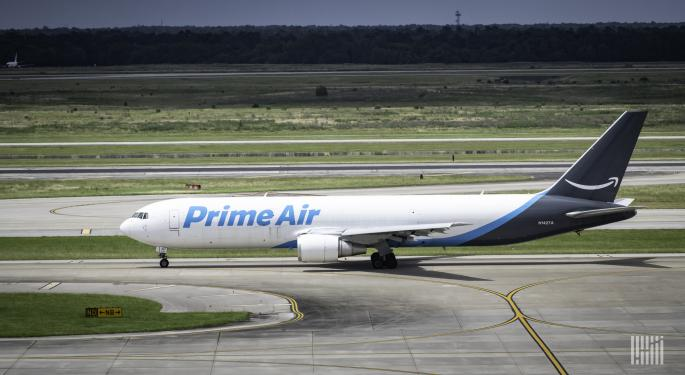 Amazon Investment Strengthens Partnership With Cargo Airline ATSG