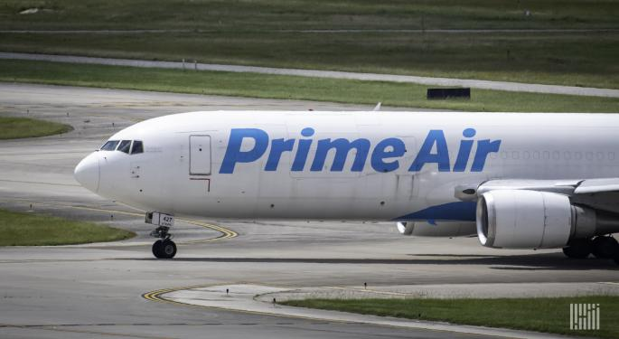 Amazon Air Hires ATSG To Fly Six More Freighters