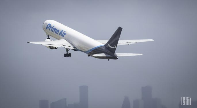 Amazon Buys First Aircraft For Fast-growing Cargo Fleet