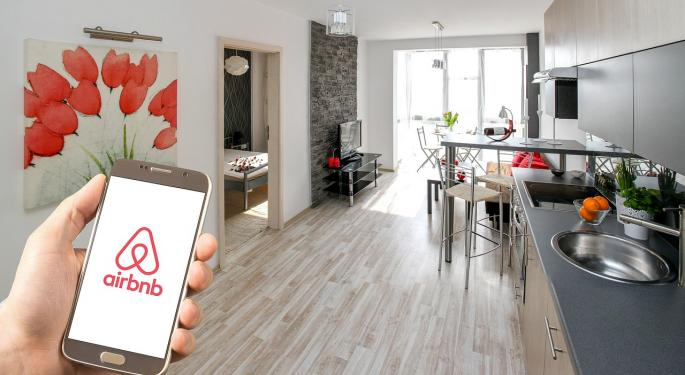 Airbnb Secures Big Deal With Olympic Committee