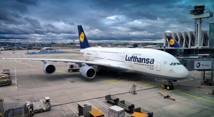 Lufthansa Cabin Crew Strike Forces Flight Cancellations