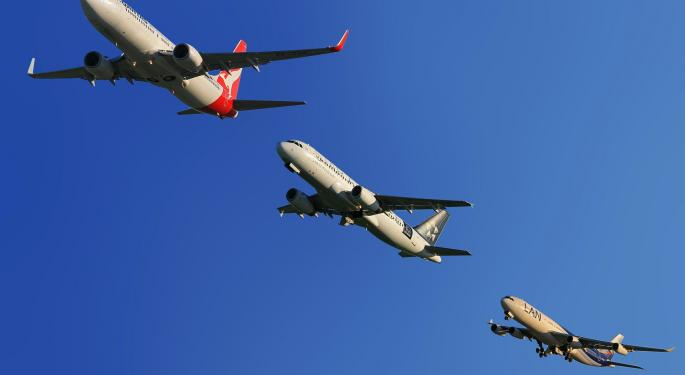 Citi's Neutral-To-Bullish Call On The Airliners