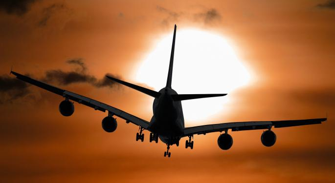 Airline ETF: A Cash Flow Destination