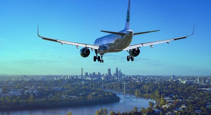 Air Cargo Slump Does Not Stop Liege