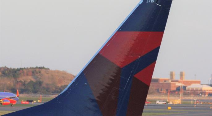Airlines Continue Suffering As Delta, American Announce Schedule Cuts, But Crude Bounces