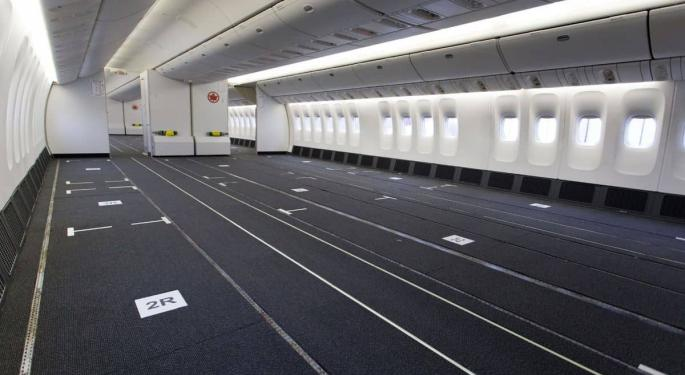 Airlines Begin Pulling Passenger Seats To Make Room For Cargo