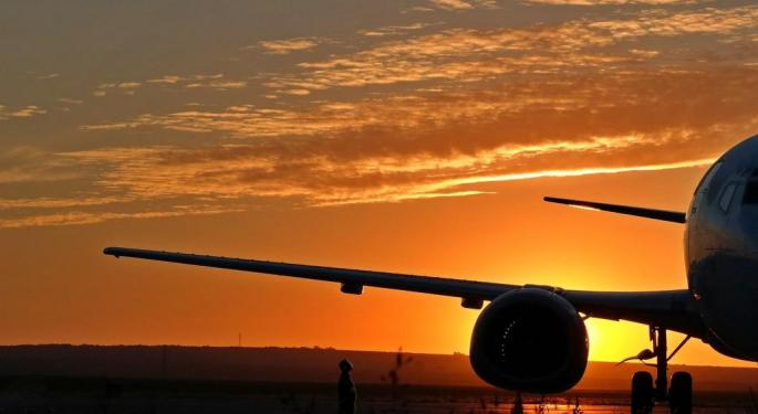 Why These 5 Airline Stocks Are Trading Higher Today