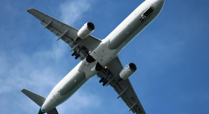 Why Airline Stocks Are Trading Lower Today