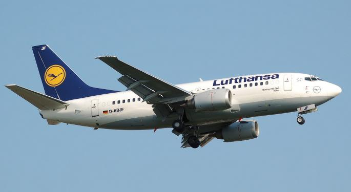 """FAA Calls Lufthansa Skirting Of Operating Approvals """"Blatant"""""""