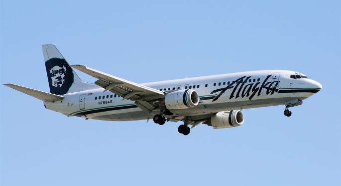 Alaska Air Soars In Q3