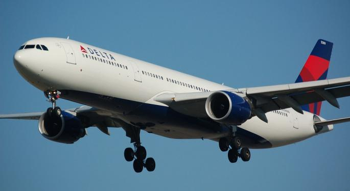Delta Sees Stock Ding On Efficiency Dip, Agrees To LATAM Codeshare