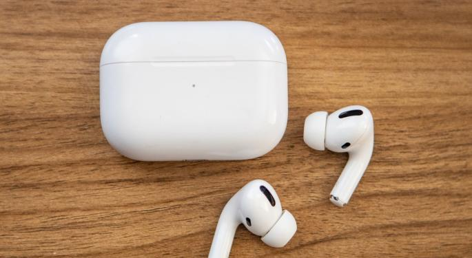 Apple intenta convertir los AirPods en dispositivo de salud