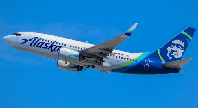 Alaska Air Group Revenue Flies In Q3