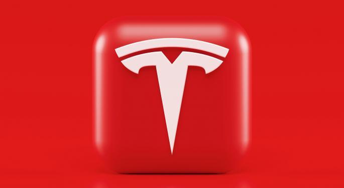 Tesla se une al club del billón de dólares
