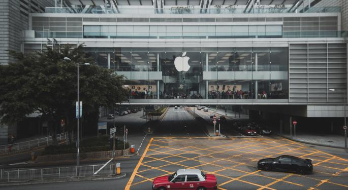 Apple Must Face Sex-Bias Lawsuit Over Janitorial Contract, Court Rules