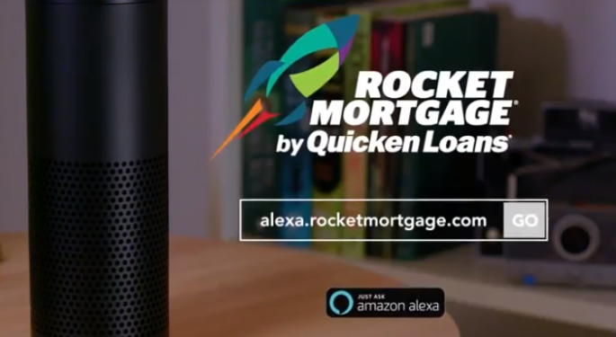 Rocket Mortgage Now Lets You Pay Your Bills With Alexa
