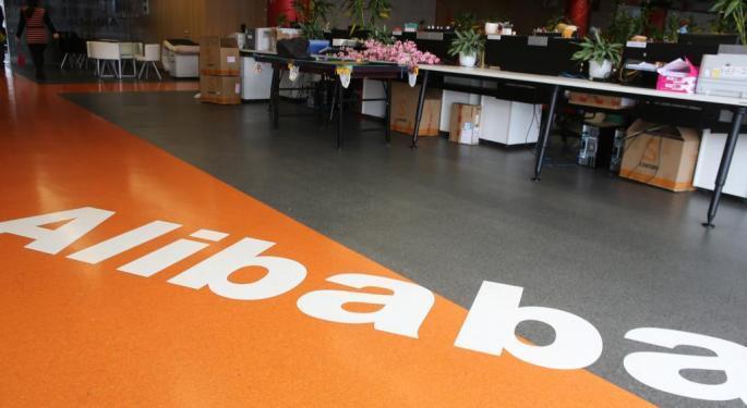 Why China Isn't Killing Alibaba