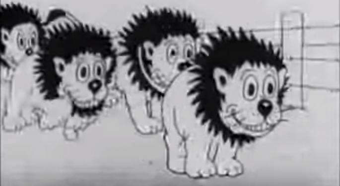 This Day In Market History: Disney's Predecessor Cartoon Studio Kicks Off