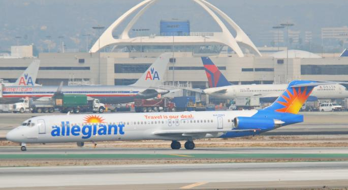 Allegiant Travel To Be Pressured By 2017, 2018 Costs; Imperial Downgrades