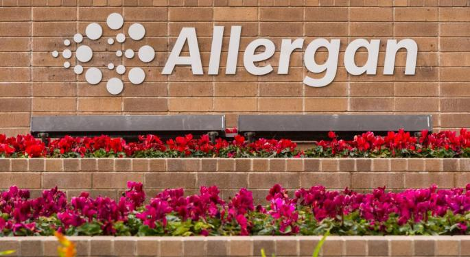 AbbVie To Acquire Allergan In $63B Deal