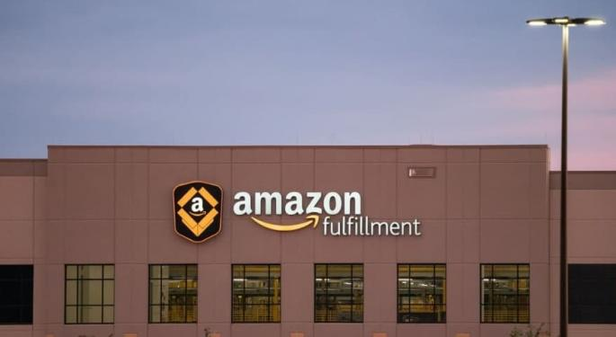 Amazon's Real Estate Arm Reportedly Involved In Several Deals This Week