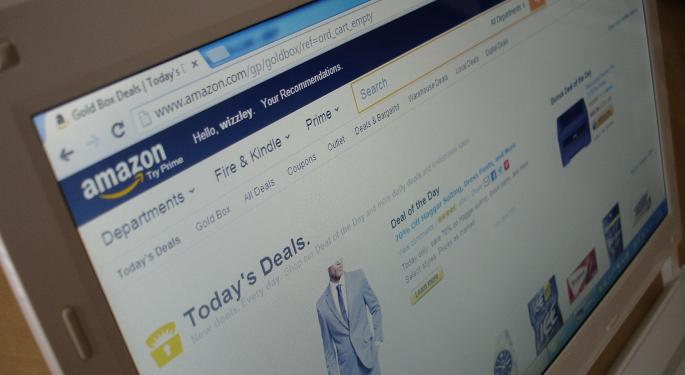 Argus Upgrades Amazon To Buy, Sets $935 Target