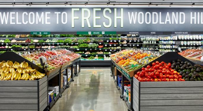 Amazon Launches New Line Of High-Tech Grocery Stores, Starting With Los Angeles