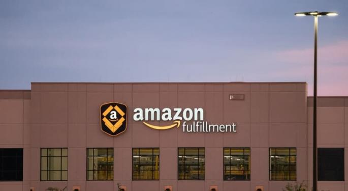 Amazon To Hire 100,000 Logistics, Fulfillment Workers