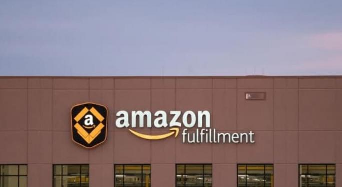 Amazon compra cientos de camiones de gas natural comprimido