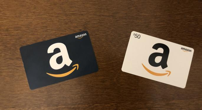 Amazon Is Grabbing Google's Online Advertising Share: FT
