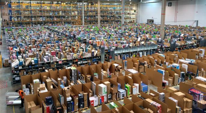 Bezos Says Amazon Is Focused On Helping The Fight Against Coronavirus