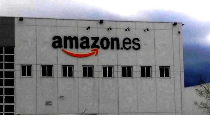 Amazon Could Grow Faster Internationally Than It Did In The U.S.