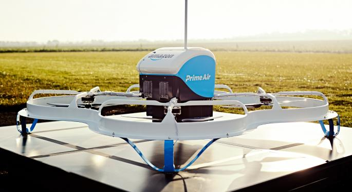 Amazon Now Authorized To Fly Commercial Delivery Drones