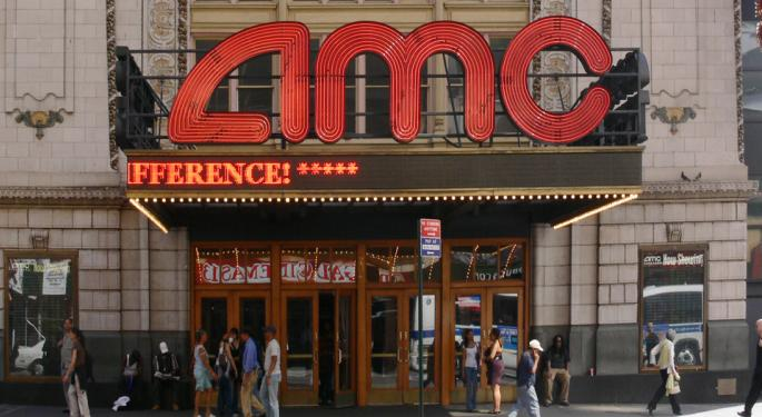AMC Shares Add 12% As Report Says Company Nears Deal To Avoid Bankruptcy