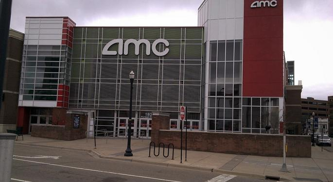 AMC's Former Owner Wanda Group Trims Stake In Theater Chain To 6.8%