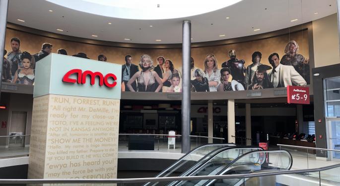 AMC acepta Dogecoin para comprar gift cards digitales