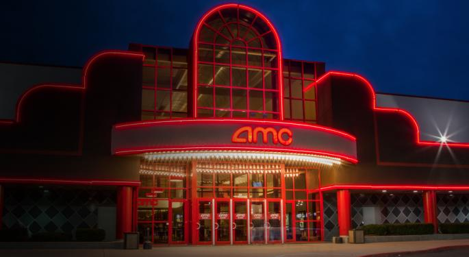If You Invested $1,000 In AMC Stock One Year Ago, Here's How Much You'd Have Now