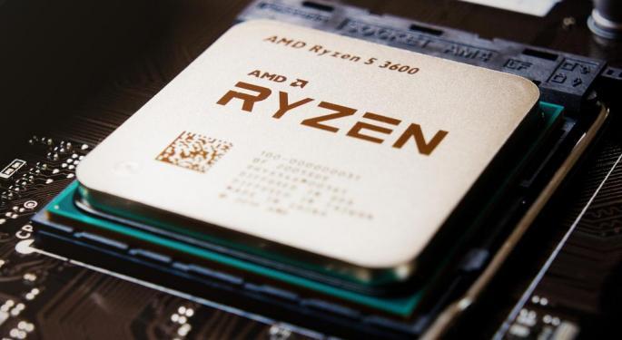 ¿AMD alcanzará los 0 para 2022?